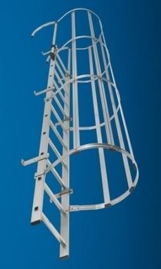 Fasadstege med Ryggskydd | köpa kvalitet fasadstege - fasadstegar | Scoop.it