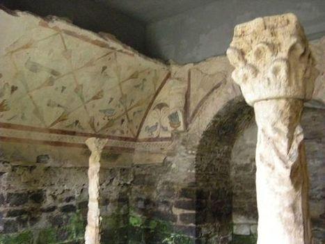 Una tesis sostiene que Santa Elulaia de Bóveda (Lugo) fue un templo funerario en honor a Dioniso | Centro de Estudios Artísticos Elba | Scoop.it
