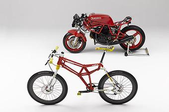 Pelagro | Peter Laibacher | individual bikes | Ducati Styled | Ductalk Ducati News | Scoop.it