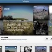 BBC launches 'Instafax' news service on Instagram | Digital Trends | Journalismi | Scoop.it