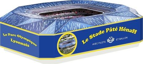 Le Naming du nouveau stade de l'OL pour la marque de conserve Pâté Hénaff ? | Des idées à prendre ailleurs... | Scoop.it