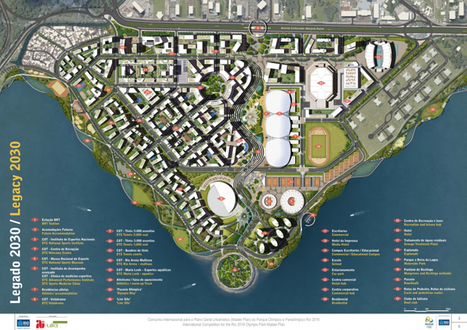 Brazil's 2016 Olympic Village Inspired By Rainforest, Future Sustainability | Fast Company | Sustainable Futures | Scoop.it
