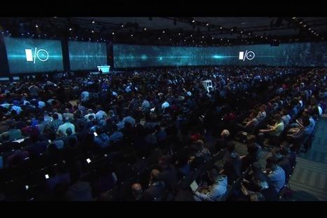 Google Steps Up Rivalries With Apple, Facebook at Developer Event | Scan2Shop | Scoop.it