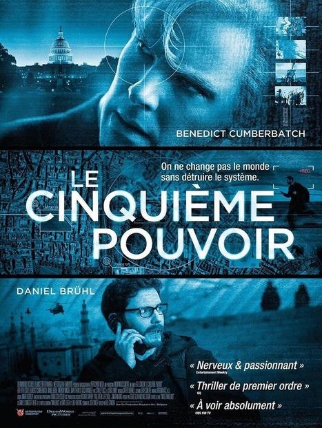 Fiche Film - Le cinquième pouvoir   En coulisses   Scoop.it