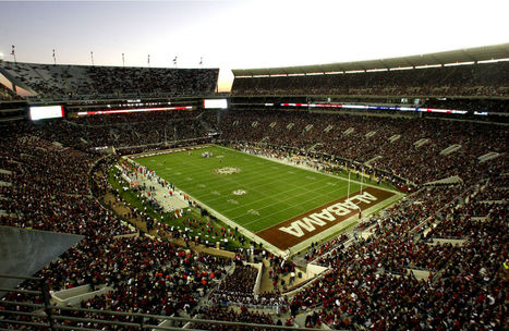 #RacismEndedWhen: College Football in Alabama? | The Nation | Cape Town Racism (focus) and South Africa | Scoop.it