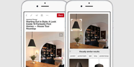 Pinterest Just Made Shopping 100x Easier With This New Visual Search Tool | Pinterest | Scoop.it