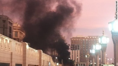 Attack on holy city of Medina appalls Muslims | Conflict Transformation | Scoop.it
