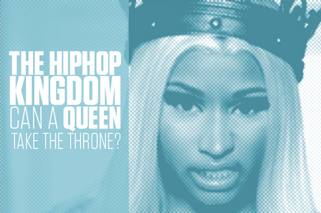 The Hip-Hop Kingdom: Can A Queen Take The Throne? | Titans Music | Scoop.it