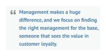 How One Company Created a Customer-Centric Culture   I can explain it to you, but I can't understand it for you.   Scoop.it