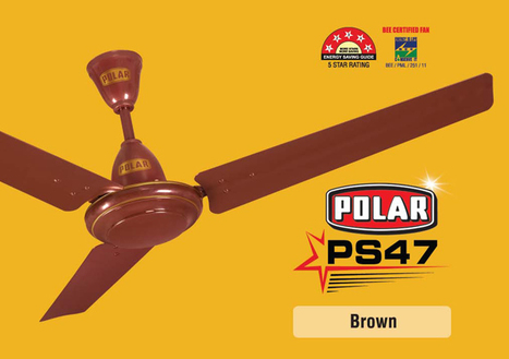 Indian Ceiling Fans Have Conceptually Transformed From an Appliance to an Asset | Home Appliance & Fan | Scoop.it
