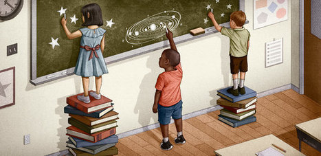 Why Talented Black and Hispanic Students Can Go Undiscovered | English Language Learners in the Classroom | Scoop.it