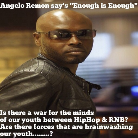 "GetAtMe-ICommunicate- Angelo Remon say's ""Enough is Enough""....... 