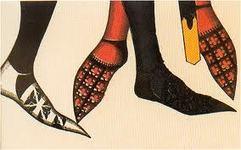 El Calzado de la Edad Media | Época Medieval: Vestuario y Calzado | Scoop.it