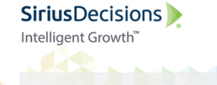 SiriusDecisions Unveils Results from New Study on B-to-B Buying | SiriusDecisions | The MarTech Digest | Scoop.it