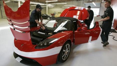 Elon Musk opens up Tesla patents; it 'isn't entirely altruistic' - Los Angeles Times | EV market | Scoop.it