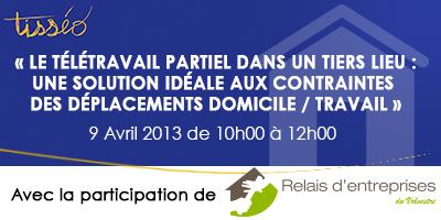 Mardi de la Mobilité le 9 avril 2013 de 10h00 à 12h00 à La Cantine Toulouse | La Cantine Toulouse | Scoop.it