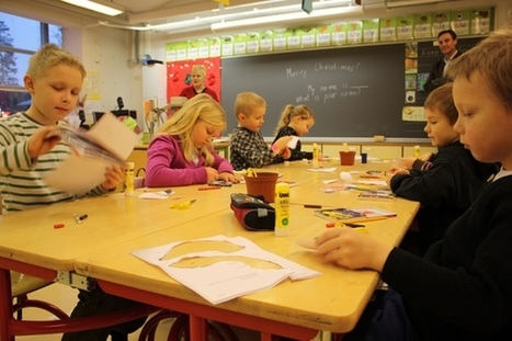 Finland reforming its education system by scrapping Subject based Teaching | Learning | Scoop.it