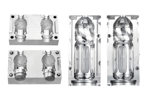 High Quality PET Blow Molding Machine Is Obtainable In Dakumar Company   Best PET Preform Moulding Machines   Scoop.it