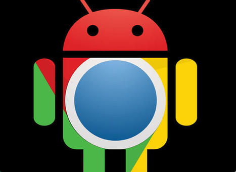 Irremovable bank data-stealing Android malware poses as Google Chrome update | ZDNet | Digital Culture | Scoop.it