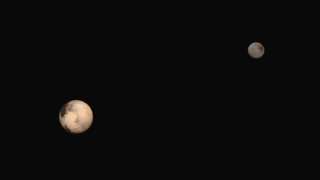 Pluto & Charon | Epic pics | Scoop.it