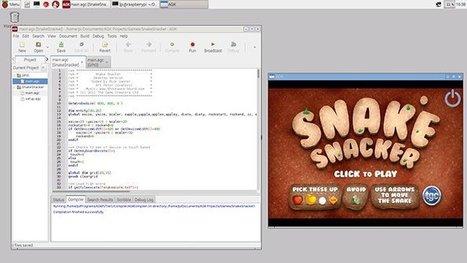 Développez des jeux sur votre Raspberry Pi grâce à AppGameKit - Korben | [OH]-NEWS | Scoop.it