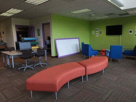 Library Commons-a Peek at the Future | Creativity in the School Library | Scoop.it
