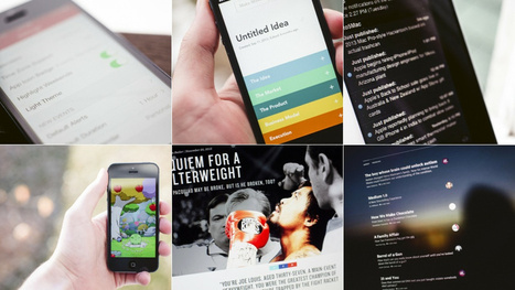 "14 ""Out There"" Web Design & Mobile Trends for 2014 via Gizmodo 