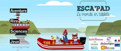 Esca'Pad : Le monde en tablette | FLE enfants | Scoop.it