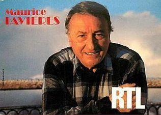 Maurice Favières, animateur emblématique des matins d'RTL, est décédé | Radioscope | Scoop.it