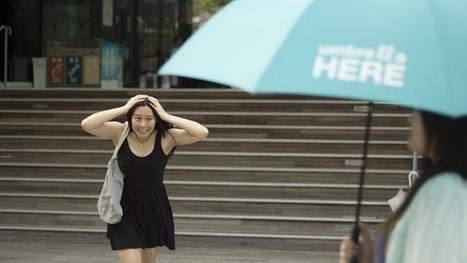 The Sharing Economy Comes to the Umbrella | Peer2Politics | Scoop.it