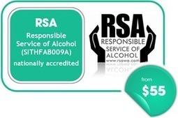 AHAWA Training - Responsible Service of Alcohol | RSA Training | RSA Course | AHA RSA | Scoop.it