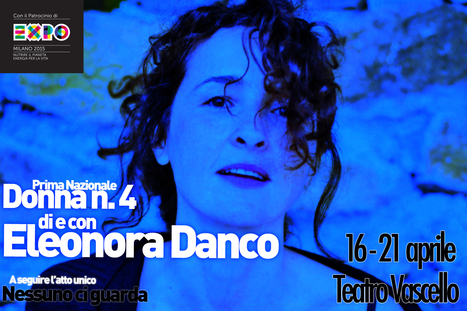DONNA N. 4 (Eleonora Danco) | KLPlay | Scoop.it