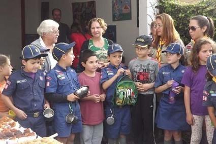 Programa Contadores de Histórias teve a participação dos alunos da 3ª idade ... - Guiacampos.com | Arte de cor | Scoop.it