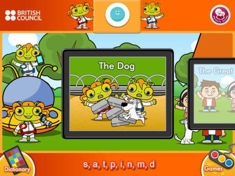 10 apps para aprender Inglés en Primaria   Lenguas extranjeras y competencia lingüística   Scoop.it