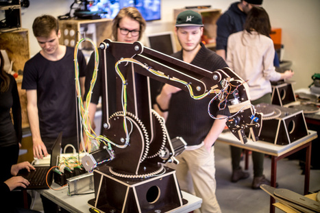 Open-Source Robotic Arm Now Within Reach | DigitAG& journal | Scoop.it