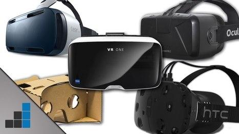 Virtual Reality in het onderwijs voor dummies - ixperium | ICT in de lerarenopleiding | Scoop.it