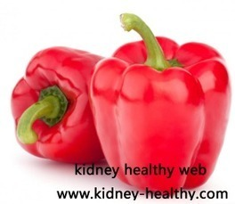 Are Red Bell Peppers Good for Kidney Disease Patients - Kidney Healthy Web | healthy | Scoop.it