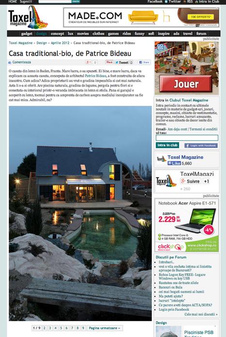 Casa traditional-bio - www.toxel.ro | Le flux d'Infogreen.lu | Scoop.it