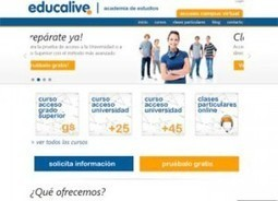 Plataformas de clases particulares online | Educación Virtual UNET | Scoop.it