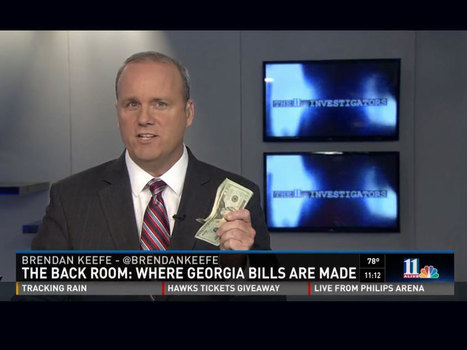 Watch This Atlanta TV Station Expose ALEC's Influence On Local Legislators | Technological Sparks | Scoop.it