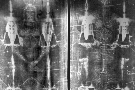Is an earthquake behind the Shroud of Turin image? | News in Conservation | Scoop.it