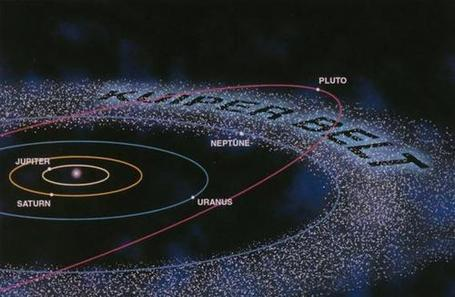 A Whole New World at the Edge of the Solar System : Starts With A Bang | Space matters | Scoop.it
