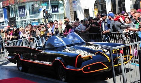La première Batmobile est à vendre | Blonde Sans Filtre, c'est tout moi | Scoop.it