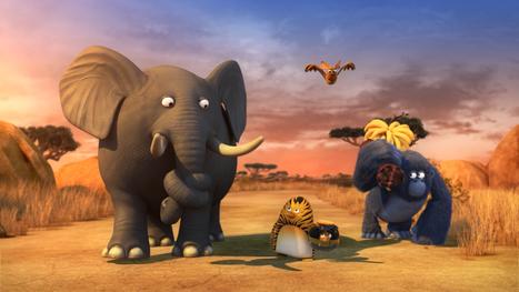 TV Kids | Worldwide Presales for The Jungle Bunch to the Rescue Season Two | The Jungle Bunch | Scoop.it