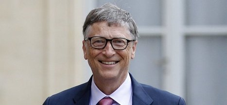 Bill Gates, Warren Buffett And Oprah All Use The 5-Hour Rule | Librarysoul | Scoop.it