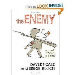 Amazon.com: The Enemy: Davide Cali, Serge Bloch: Books | Library inspirations | Scoop.it