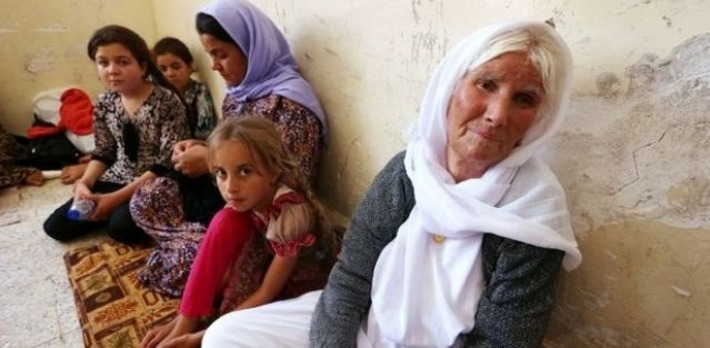 Merkel favorable à la création d'une zone de sécurité pour les Yézidis   Le Kurdistan après le génocide   Scoop.it