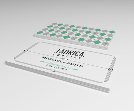 20 Free Business Cards & Mockup PSD Templates | GraphicsFuel.com | # Workforce productivity Training | Scoop.it