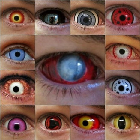Crazy #Contact  #Lenses. #eyes #art #lenses #photography | Luby Art | Scoop.it