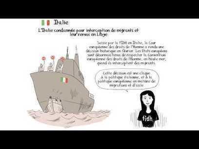 Les droits de l'homme en 2012version BD - Rue89 | Veille sur la bande dessinée pour tous | Scoop.it